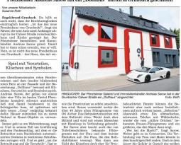 BNN Pforzheimer Kurier vom 02.09.2015 >> DOLLHAUS Grunbach <<